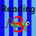 Reading 3rd Grade icon
