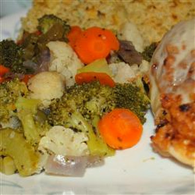 Herbed Vegetable Bake