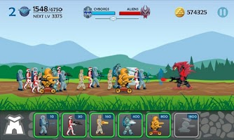 Screenshot of Protection Force