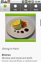 Screenshot of PARIS IN 3 DAYS - GUIDE2PARIS