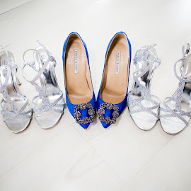 Its all about the shoes ! by Joe White - Wedding Details ( shoes, wedding )