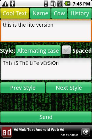 Cool Texter Fonts FREE