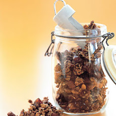Chunky Date, Coconut, and Almond Granola