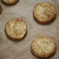 Holiday Spiced Snickerdoodles