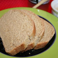 Grandma S's Whole Wheat Bread