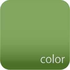 citron green color wallpaper