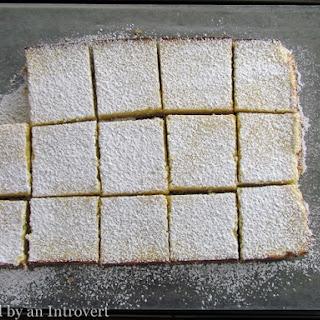 No Bake Lemon Cheesecake Bars Recipes
