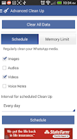 Screenshot of Cleaner for WhatsApp