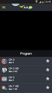 App AIS Live TV APK for Windows Phone