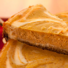 Pumpkin Swirl Cheesecake Recipe