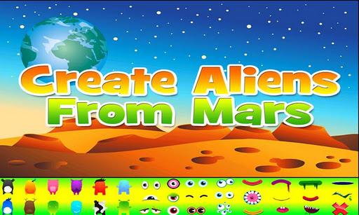 Create Aliens From Mars