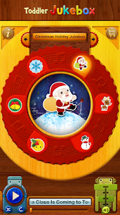 Kids' Christmas Jukebox - screenshot