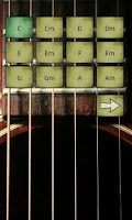 Screenshot of Virtual Guitar