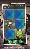 Screenshot of Monster Memory Match for Kids