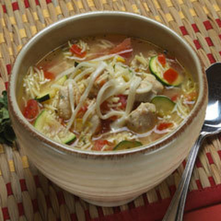 Hearty Chicken Vegetable Soup Recipe | Yummly