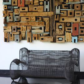 by Kwetiau Abud - Artistic Objects Furniture