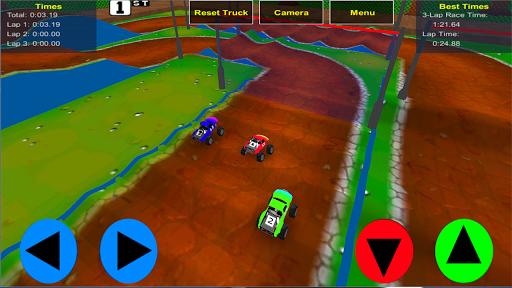 Toy Truck - screenshot