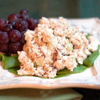 Toasted Pecan Chicken Salad Recipes