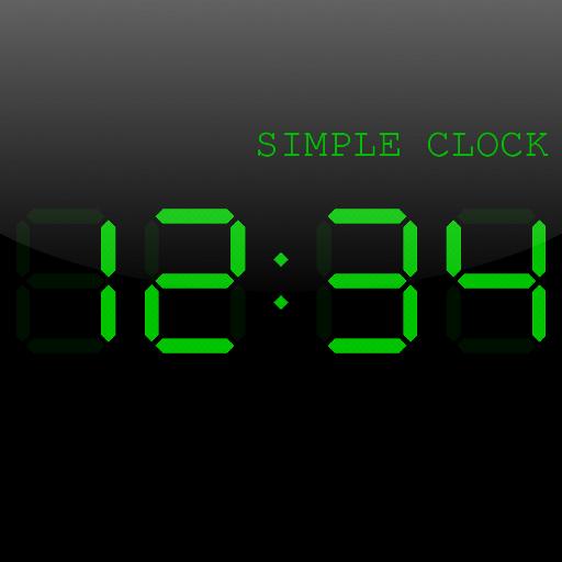 Simple Clock LOGO-APP點子