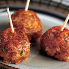 Sausage-Apple Balls
