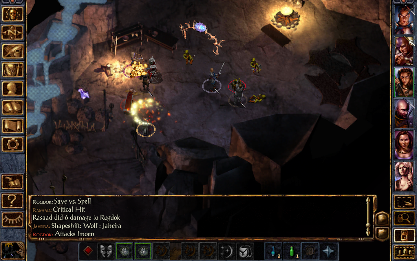 Baldur's Gate Enhanced Edition Screenshot 14