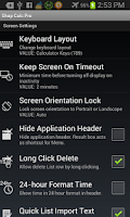 Screenshot of SHOP CALC Pro: Shopping List