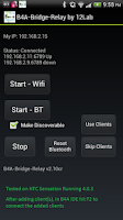 Screenshot of B4A-Bridge-Relay by 12Lab