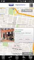Screenshot of Philadelphia Real Estate
