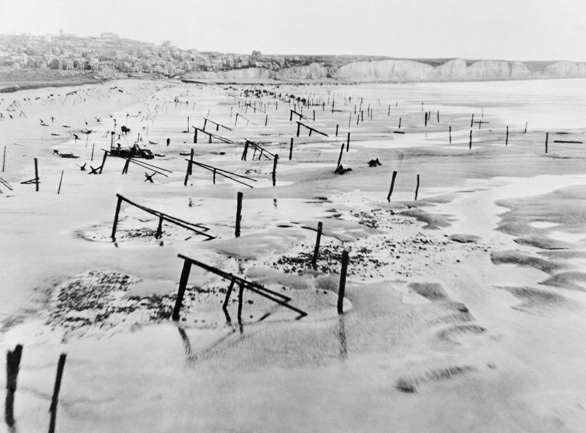 Beach defenses