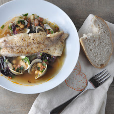 On Writing, Music, Marlow & Sons' Fish, Clams and Chorizo Broth
