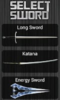 Screenshot of Swords