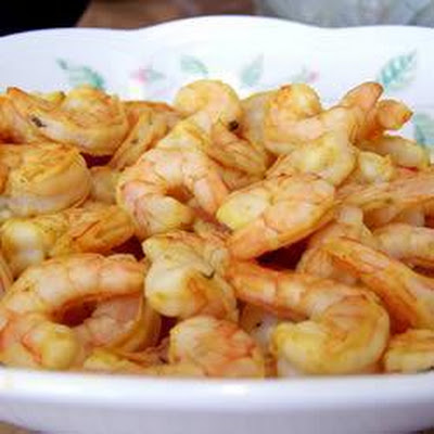 Thai Red Curry BBQ Prawns