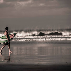 Surf life by Raymond Sidauruk - Sports & Fitness Surfing
