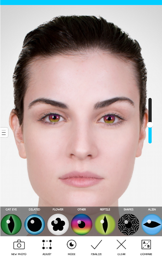 Eye Color Studio Screenshot 7