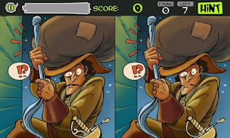 Screenshot of Musketeers:Thief Hidden Object