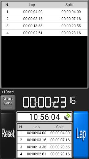 Crono VespaRaid Pro - screenshot