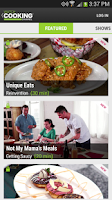Screenshot of Watch Cooking Channel