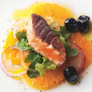 Moroccan Spiced Salmon Recipes
