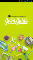 Screenshot of Grön Guide