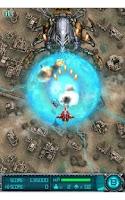 Screenshot of Super Laser: The Alien Fighter