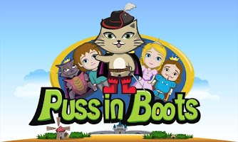Screenshot of Puss in Boots : 3D Pop-up Book