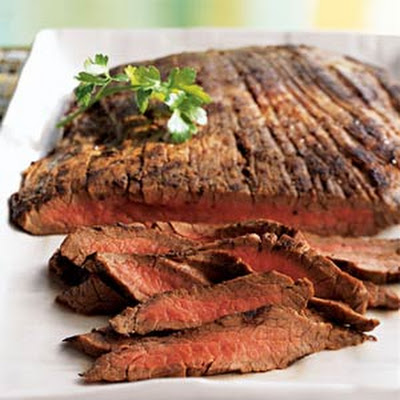 Basic Grilled Flank Steak