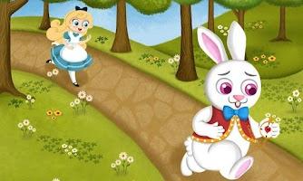 Screenshot of Алиса в Стране чудес