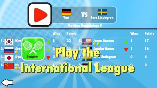 Smash Tennis 3D - screenshot