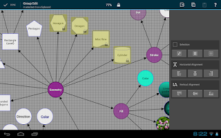Screenshot of Polydia (Diagram/Graph Editor)