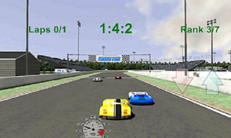 Screenshot of eXpert Drift Racing