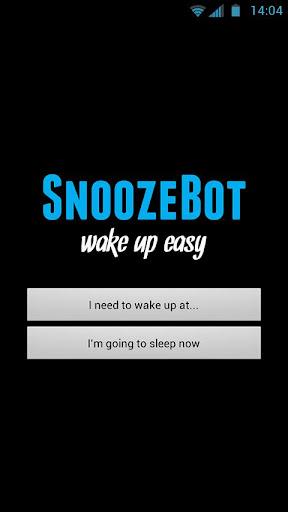 SnoozeBot Beta