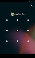 Screenshot of App Guardian