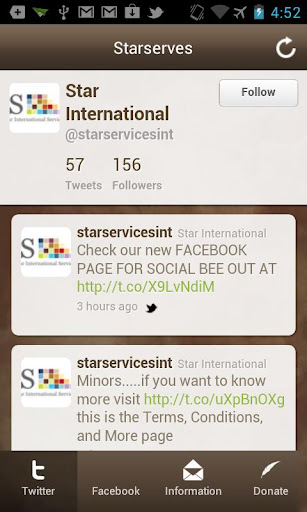 Worldwide Service from Star