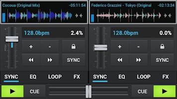 Screenshot of DJ Pro - DJ Player